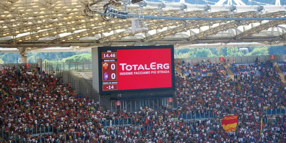 Pubblicità allo stadio
